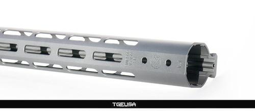 "SMOS Arms GFY M-Lok Rail - 15.1"" / Sniper Grey"