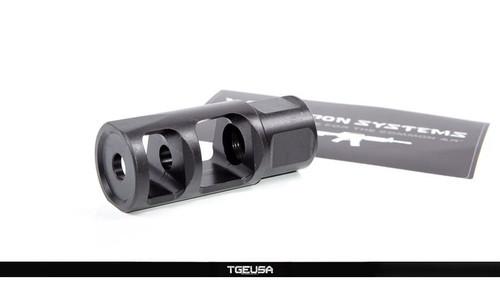 V SEVEN Weapon Systems Furion Muzzle Brake - 5.56 (Black)