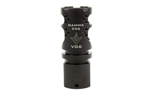 VG6 Precision GAMMA 556 EX Muzzle Brake - 5.56