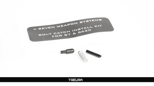V SEVEN Bolt Catch Install Kit (Spring / Detent / Pin)