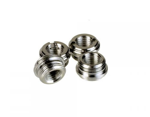 Strike Industries Slimline 1911 Grip Screw Bushings (Stainless Steel)