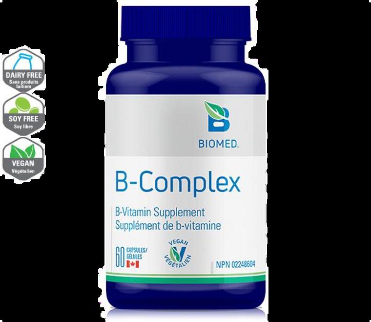 BIOMED B-COMPLEX 60caps