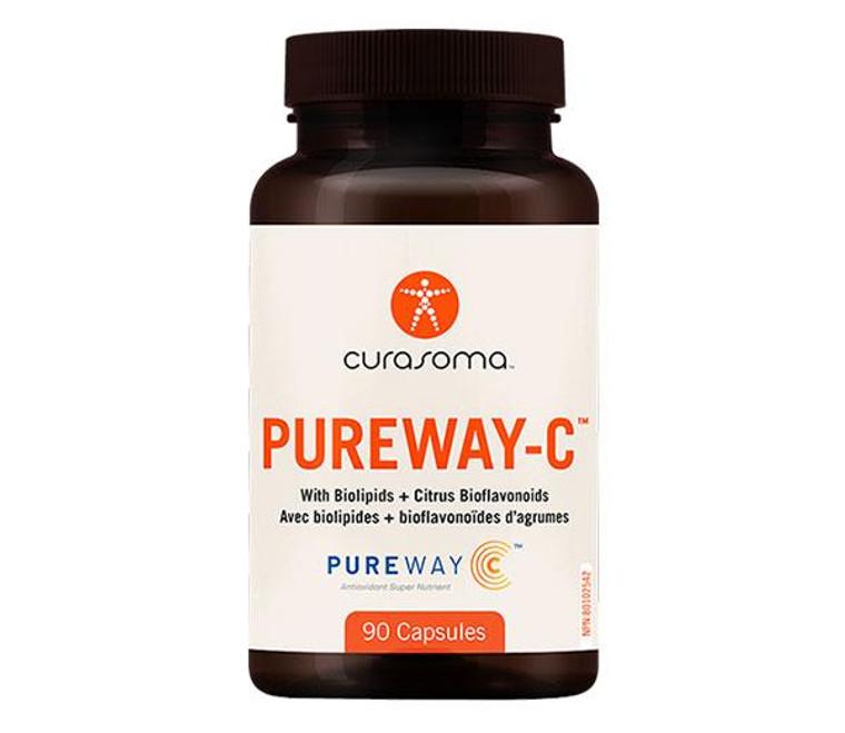 CURASOMA PUREWAY-C 90caps
