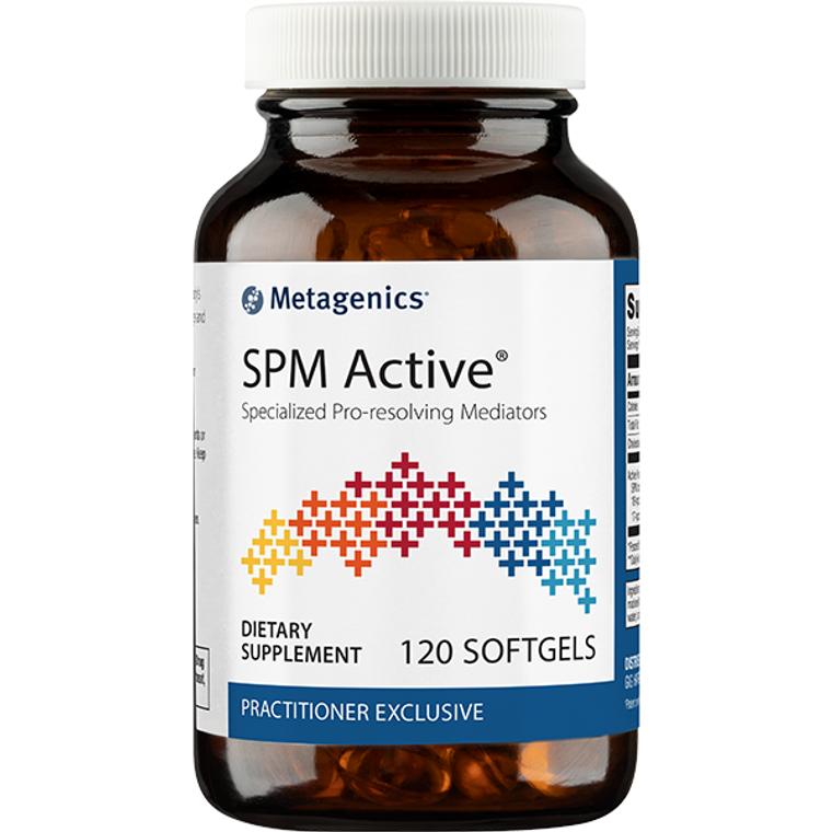 Metagenics SPM Active 120sg