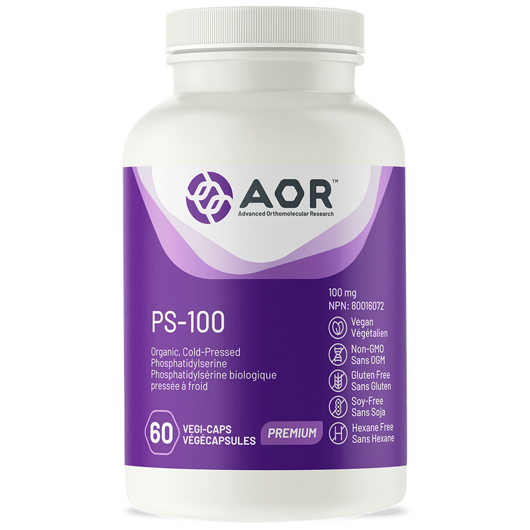 AOR PS-100 100mg 60vcaps