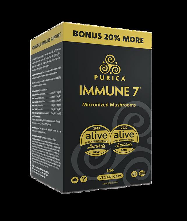 Purica Immune 7 120vcaps