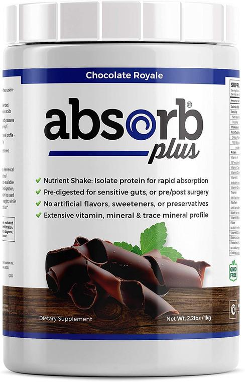 Absorb Plus Chocolate Royal 1kg