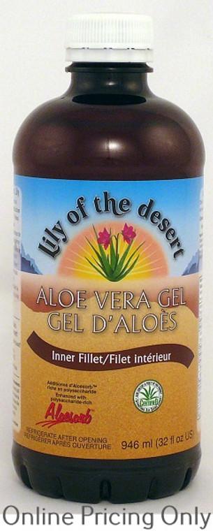 Lily of the Desert Aloe Vera Gel Inner Filet 946ml