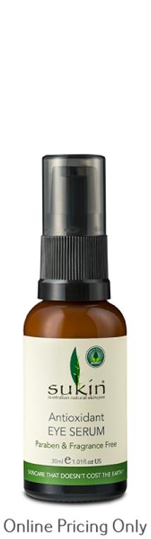 Sukin Antioxidant Eye Serum 30ml
