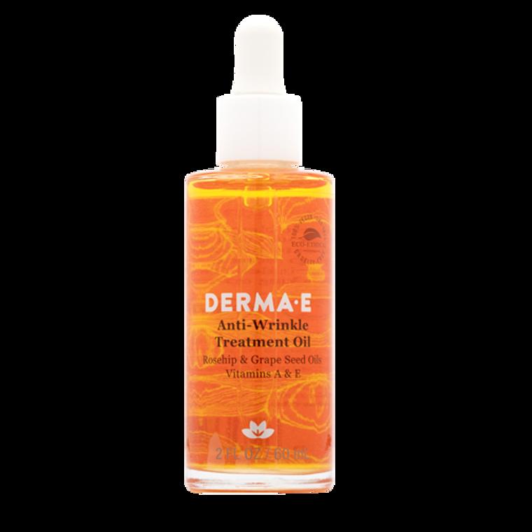 Derma E Anti-Wrinkle Treatment Oil 60ml