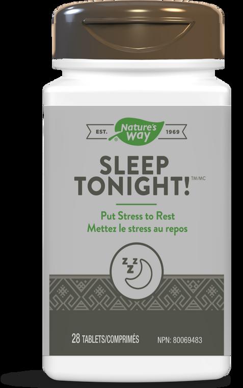 Nature's Way Sleep Tonight 28tabs