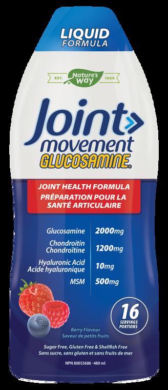 Nature's Way Joint Movement Glucosamine 480ml