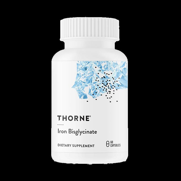Thorne Iron Bisglycinate 60caps