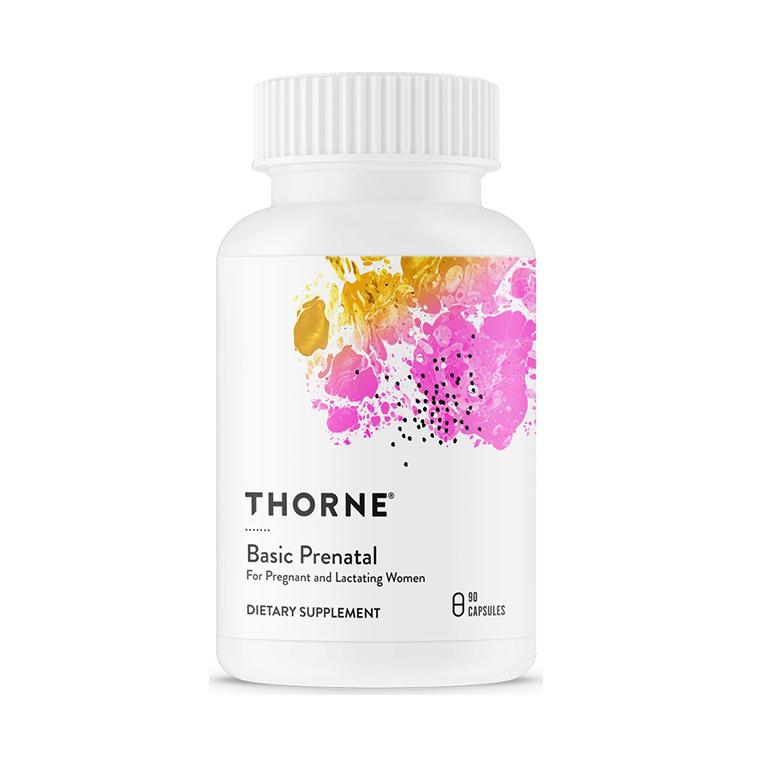 Throne Basic Prenatal 90caps