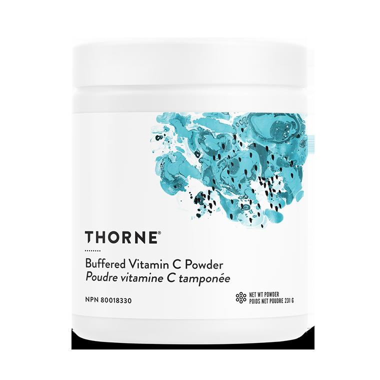 Thorne Buffered Vitamin C Powder 231g