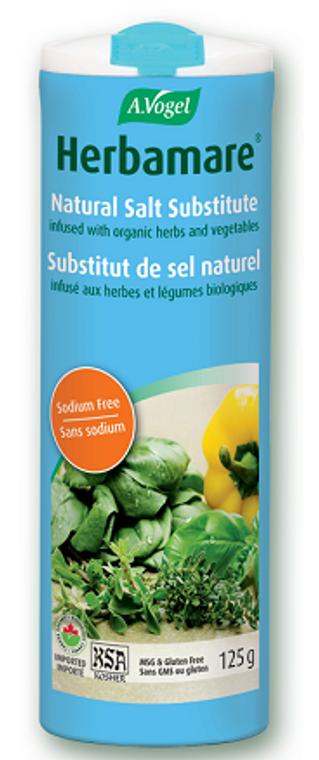A Vogel Herbamare Sodium Free Salt 125g