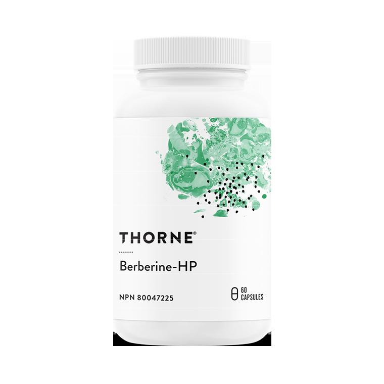 Thorne Berberine-HP 60vcaps