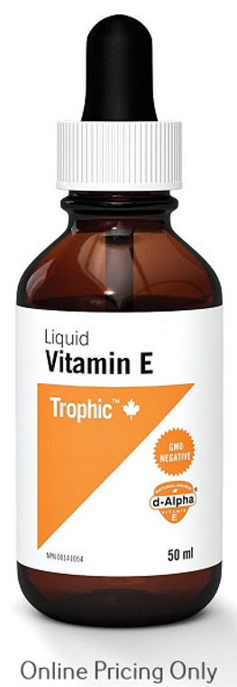 Trophic Vitmain E 50ml