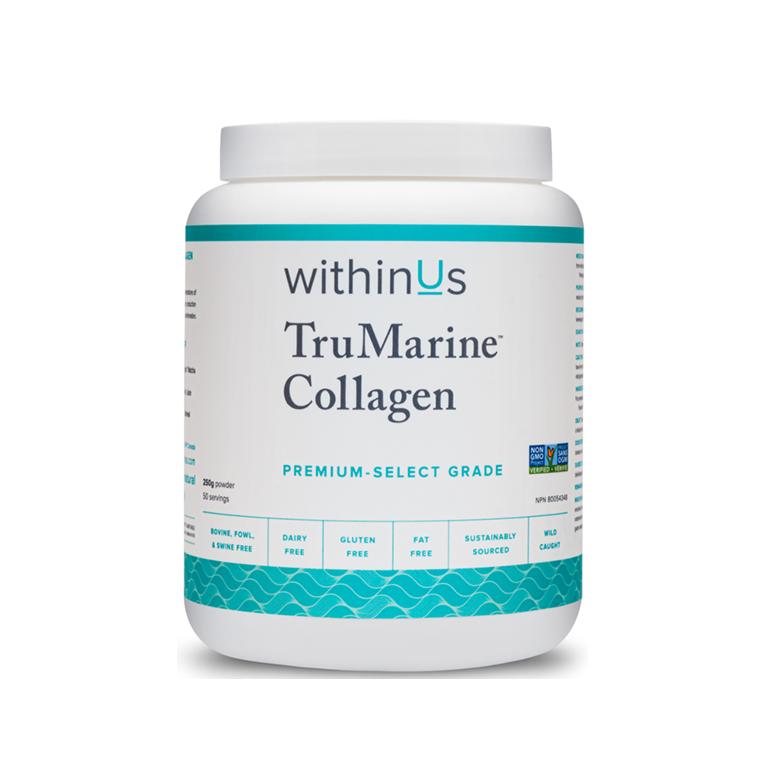 withinUs TruMarine Collagen 250g