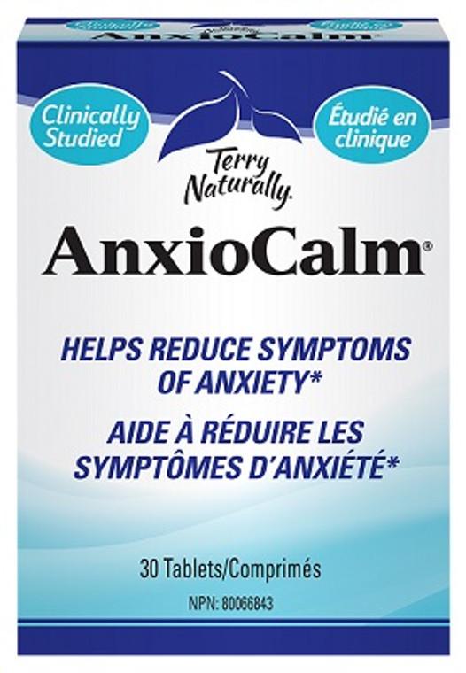 Terry Naturally AnxioCalm 30 tabs