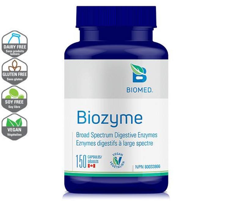 Biomed Biozyme 150caps