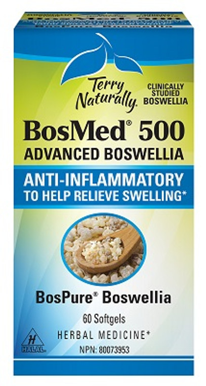 Terry Naturally Bosmed 500 60sg