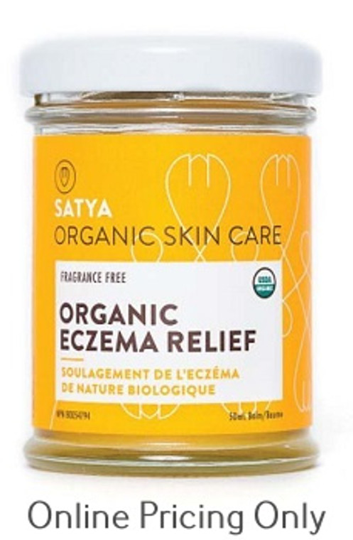 Satya Organic Eczema Relief 50ml