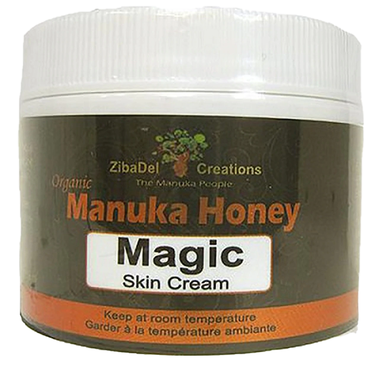 Zibadel Creations Natural Manuka Honey Skin Cream 60ml