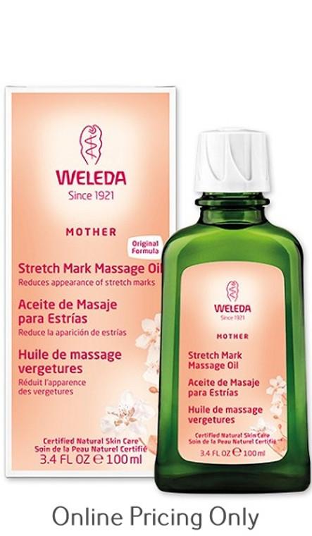 Weleda Pregnancy Body Oil 100ml