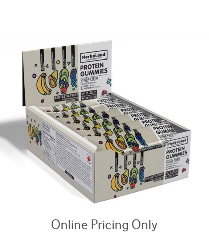 Herbaland Fantastic Fruit Gummies Box