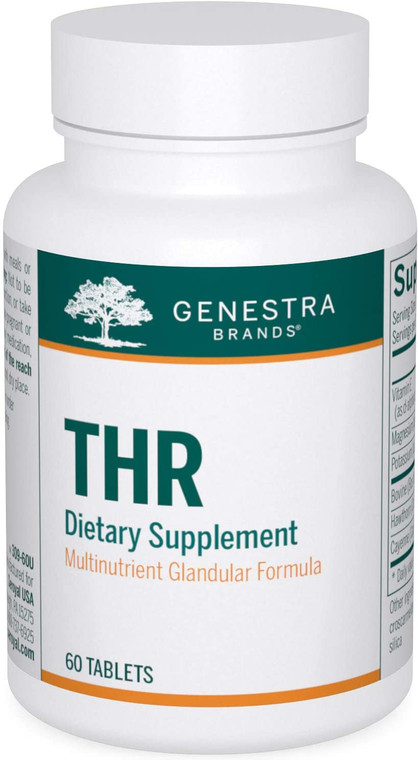 Genestra Brands THR (Cardio Complex) 60tabs