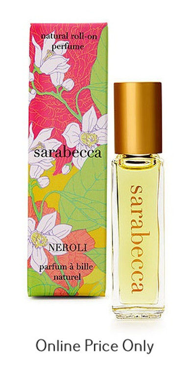 Sarabecca Roll On Perfume Neroli 7.5ml