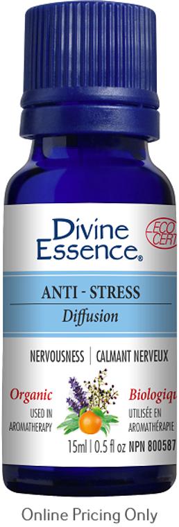 Divine Essence Anti-Stress Diffusion Oil 30ml