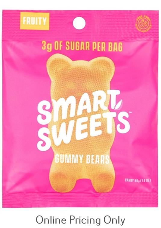 Smart Sweets Gummy Bears 53g