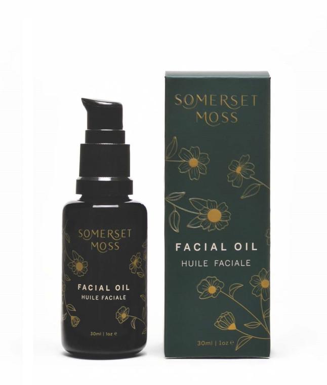 Somerset Moss Facial Oil 30ml