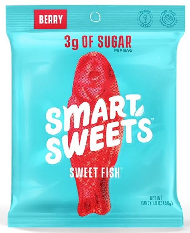 Smart Sweets Sweet Fish 50g