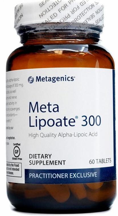 Metagenics Meta-Lipoate 300 60tabs