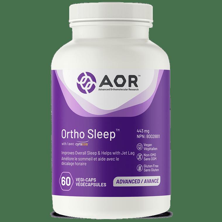 AOR Ortho Sleep 443mg 60vcaps