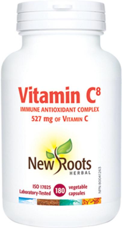 New Roots Vitamin C8 180vcaps