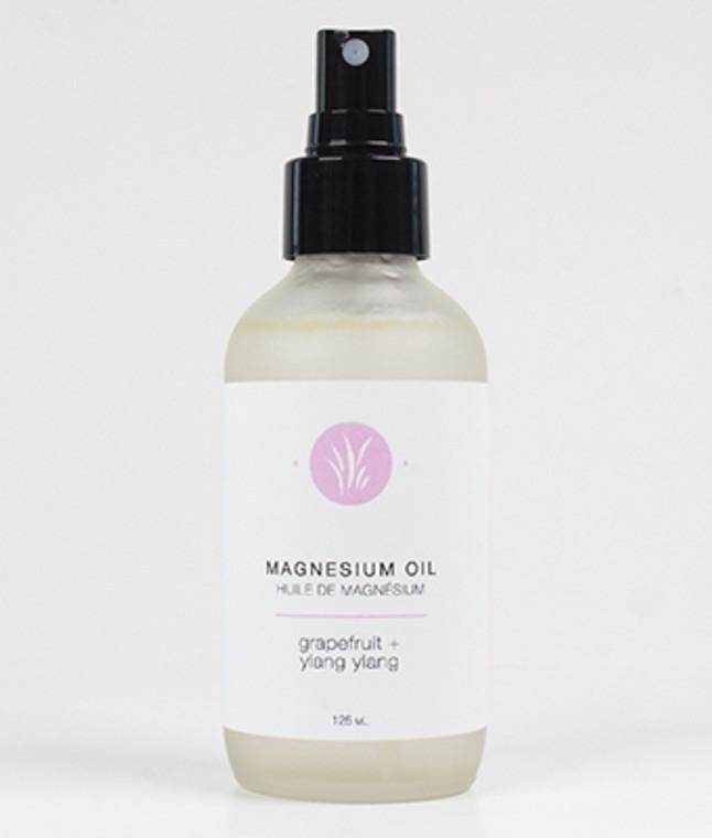 ATJ Magnesium Oil Grapefruit YlangYlang