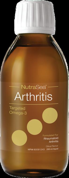 NutraSea Arthritis Targeted Omega-3 - Citrus Flavour 200ml