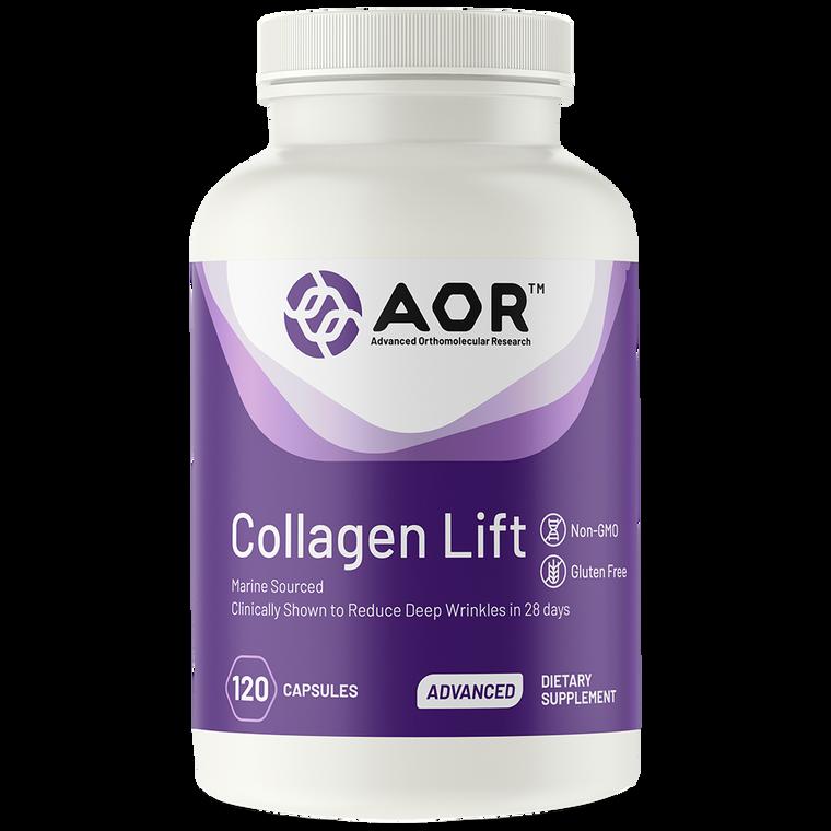 AOR Collagen Lift 500mg 120caps
