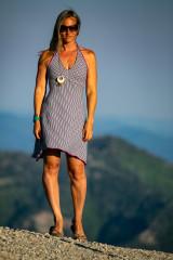 Rapture Dress in Rosemary