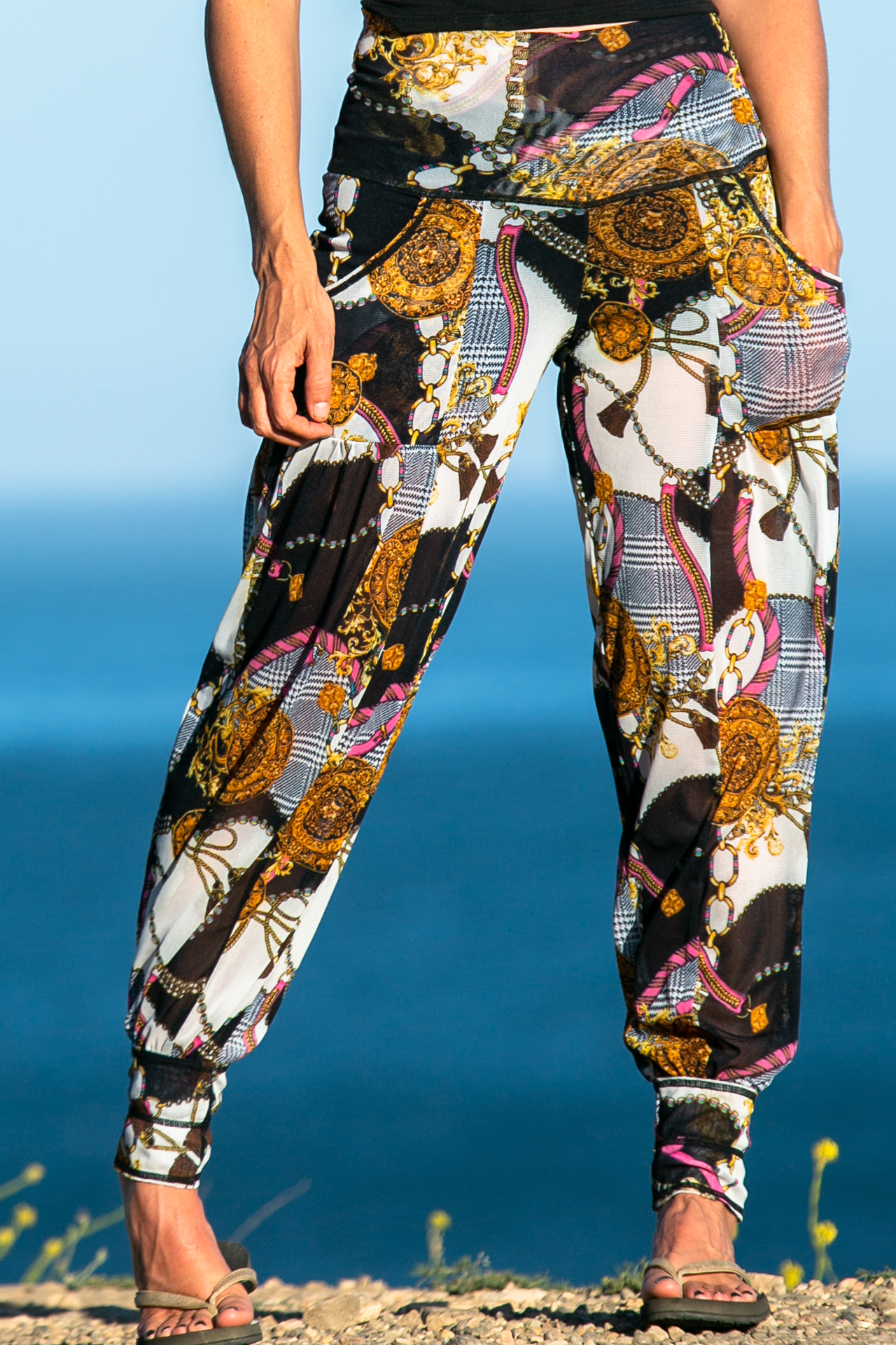 Dreamer Pant in Gucci Moment