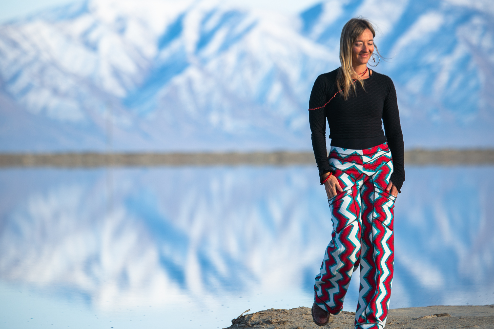 Daphne Pant in Fire & Ice
