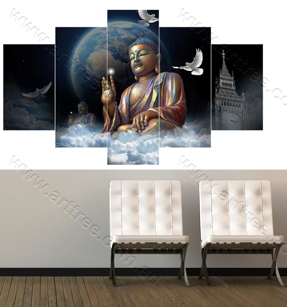 Buddha and Earth