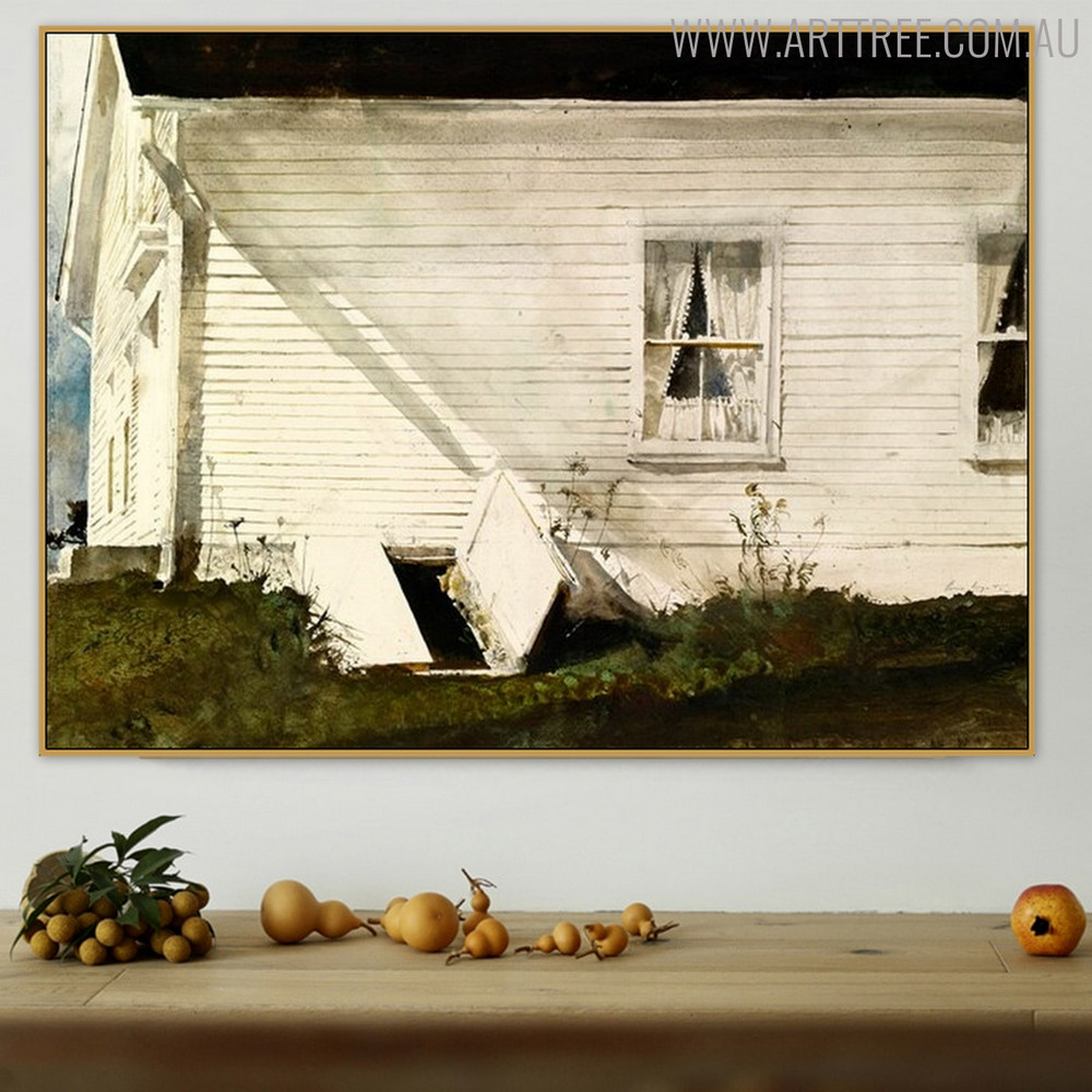 Elsie's House Famous Artists Still Life Picture Print for Dining Room Wall Flourish