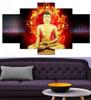 Buddha and Fire