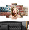 Marilyn Monroe in America