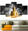Lord Buddha with Bird